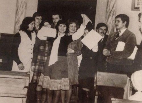 1977 - petitionarii
