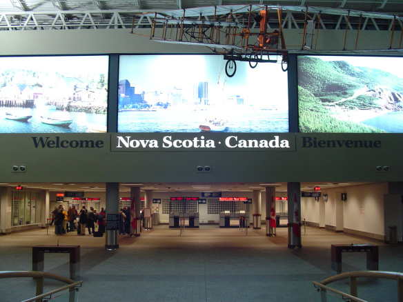 Halifax Nova Scotia Airport