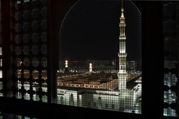 Islam at night
