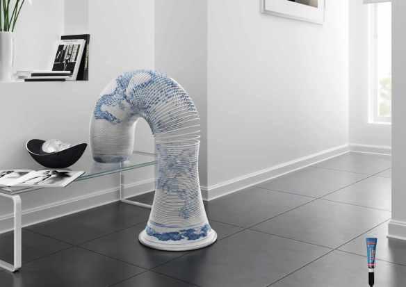 Ming Vase Art